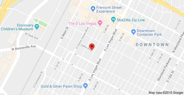 las vegas google maps