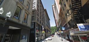 Boston location bold patent attorney office