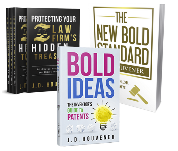 Bold Patents Books