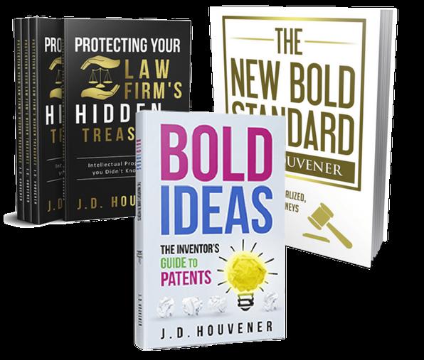 Bold Patents Books
