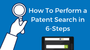 How to perform a patent search