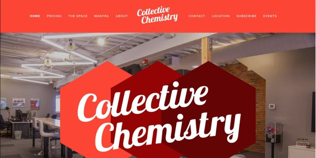 Collective Chemistry Seattle Coworking Space