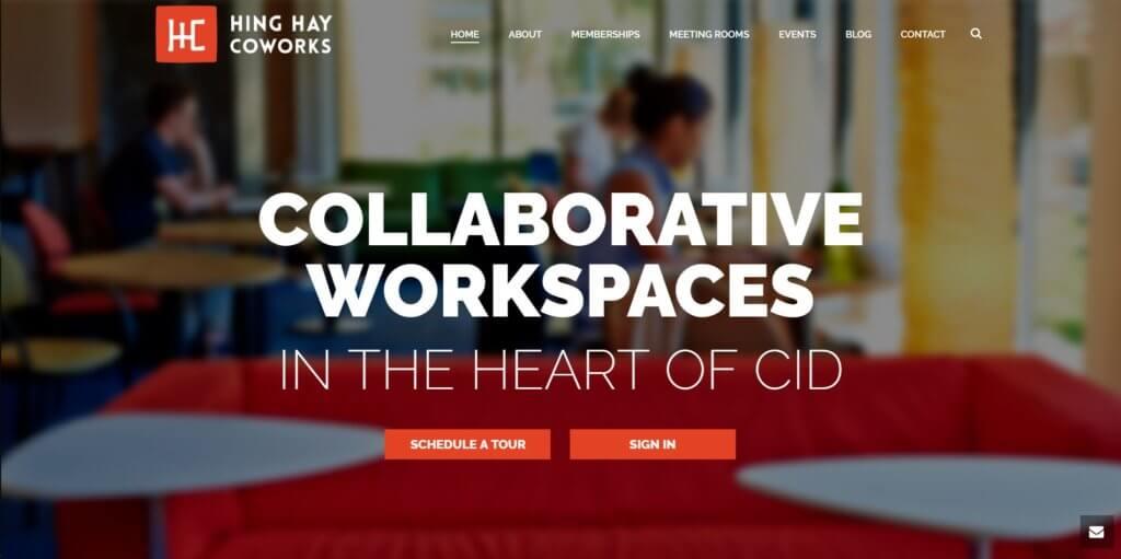 Hing Hay Coworks Seattle Coworking Space