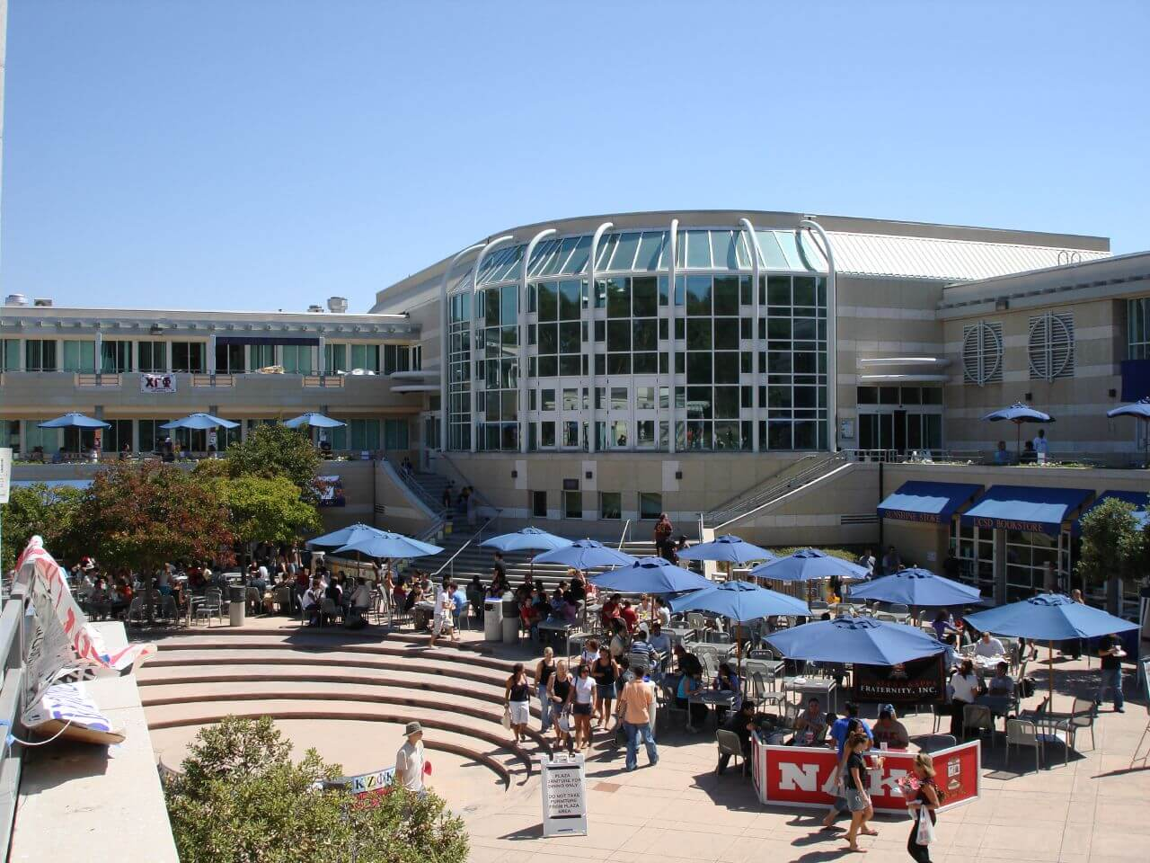 University of California San Diego Price Center