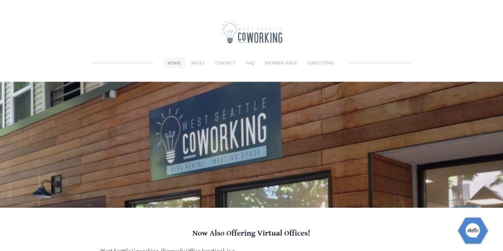 West Seattle Coworking Space