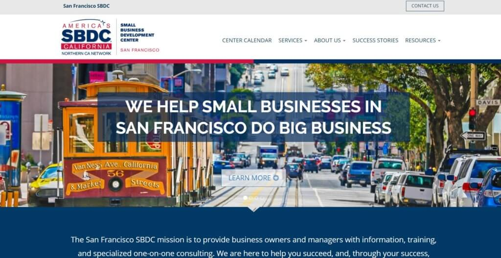 America's Small Business Development Center San Francisco Bold Patents Entrepreneur and Inventor Resources in San Francisco
