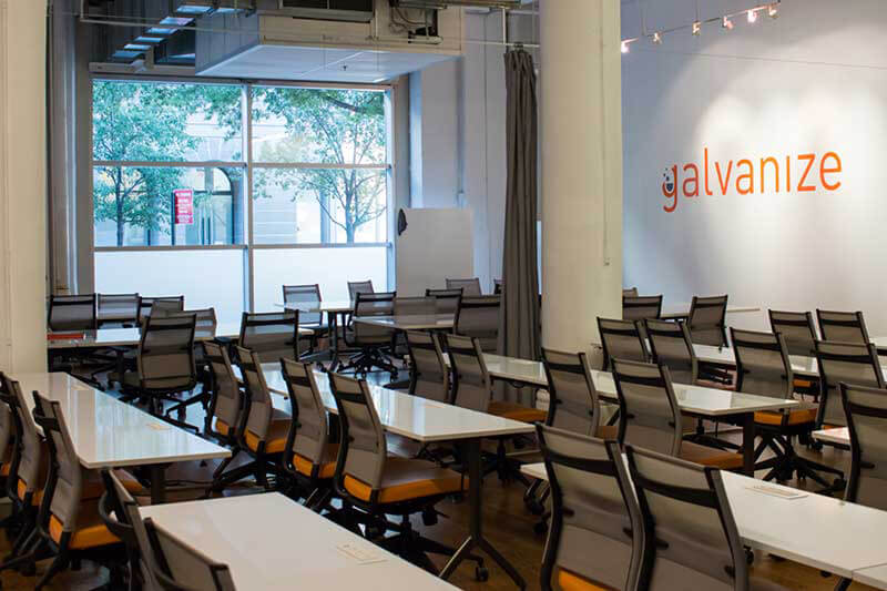 Galvanize Top 17 New York Coworking Spaces Bold Patents Office