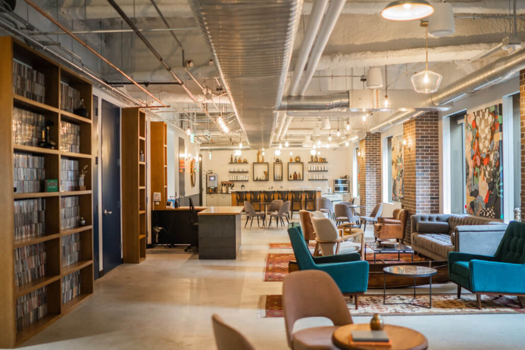 Mindspace Bold Patents Coworking Spaces in San Francisco