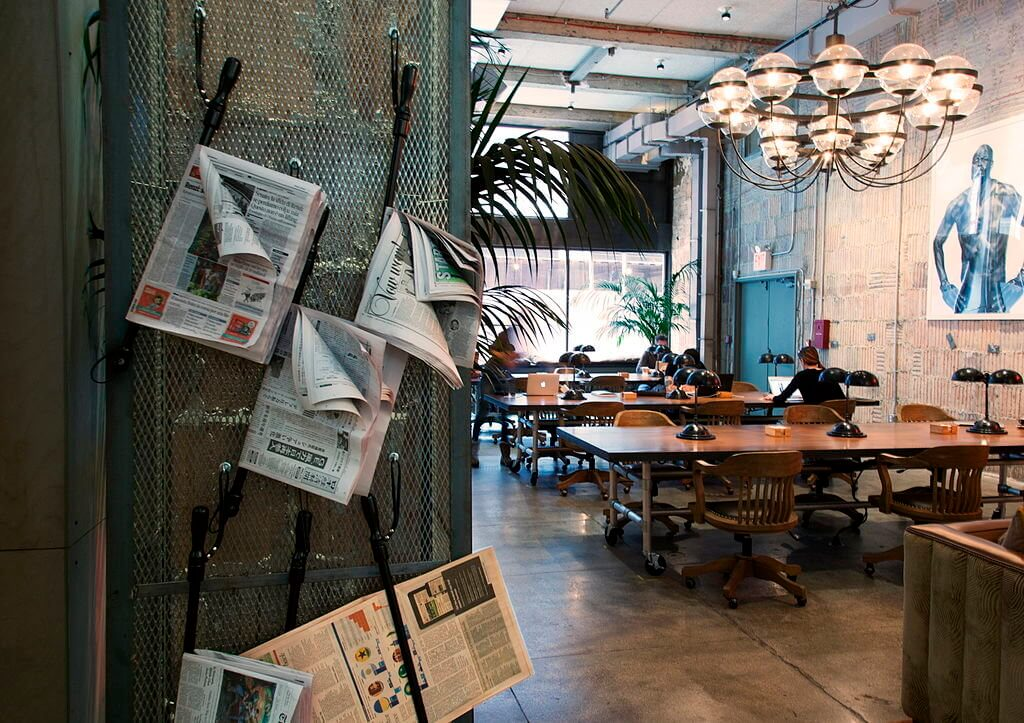 Neuehouse New York Top 17 Coworking Spaces in New York City Bold Patents