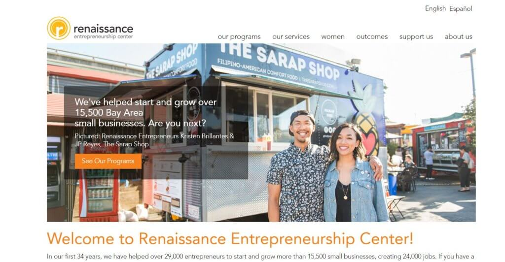 Renaissance Entrepreneurship Center Networking Bold Patents Entrepreneur and Inventor Resources in San Francisco