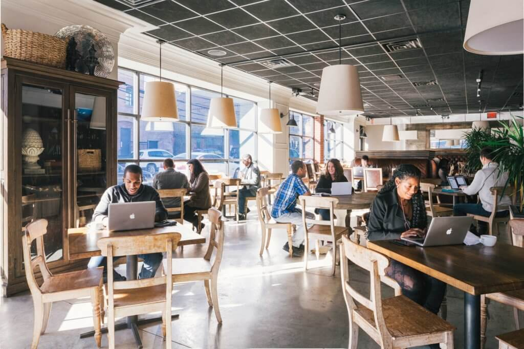 Spacious Top 17 Coworking Spaces in New York City Bold Patents