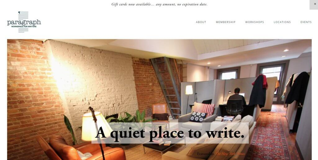 Top 17 Affordable Coworking Spaces in New York City Paragraph