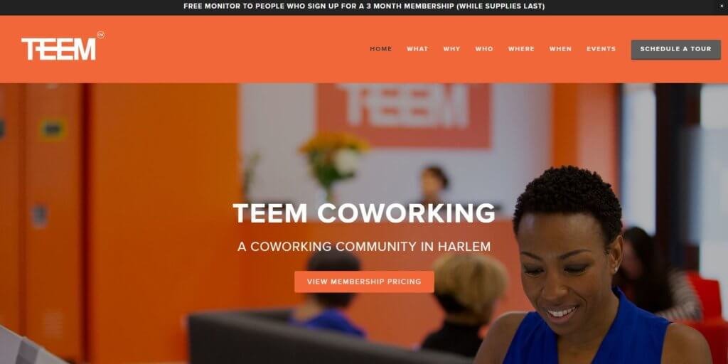 Bold Patents Top 17 Affordable Coworking Spaces in New York City TEEM