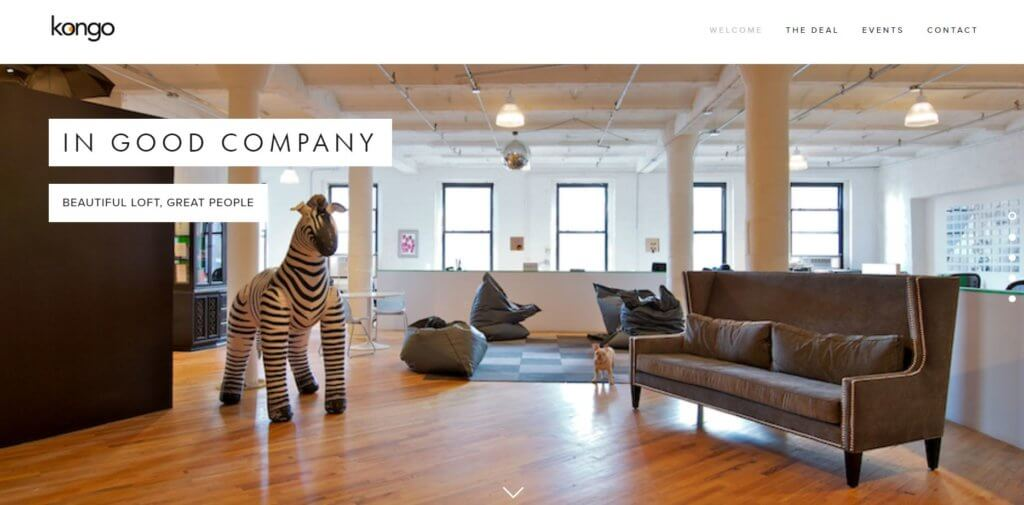 Bold Patents Top 17 Coworking Spaces in New York City Kongo
