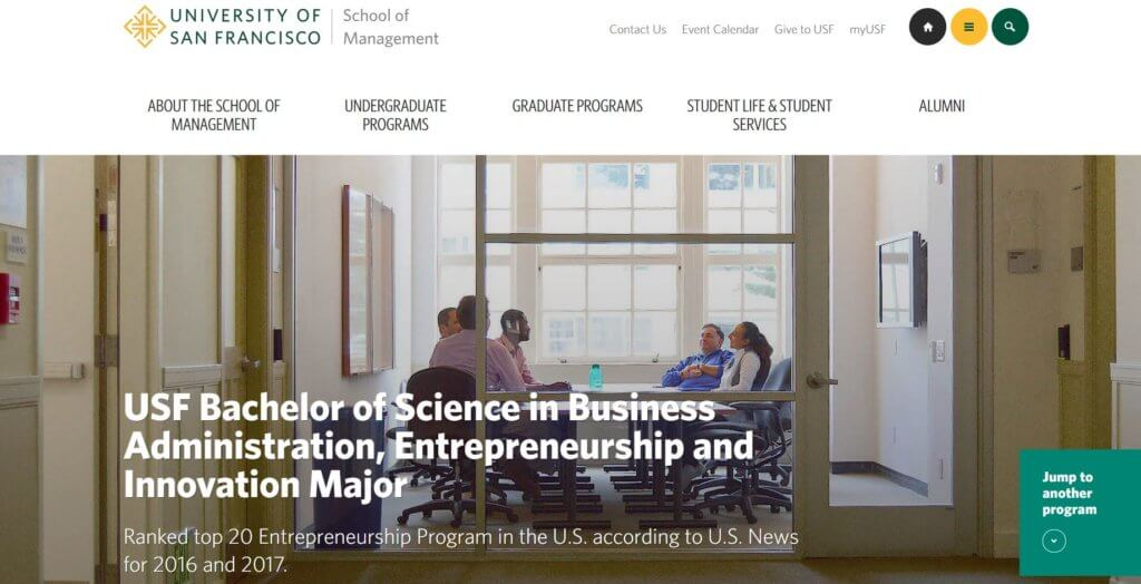University of San Francisco Bold Patents Entrepreneur and Inventor Resources in San Francisco