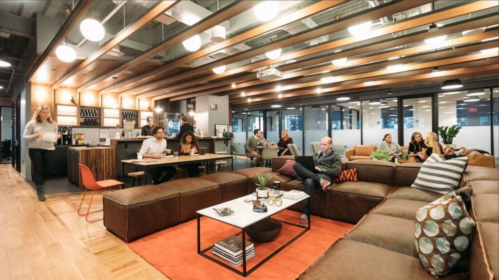 We Work New York Top 17 Coworking Spaces in NYC Bold Patents