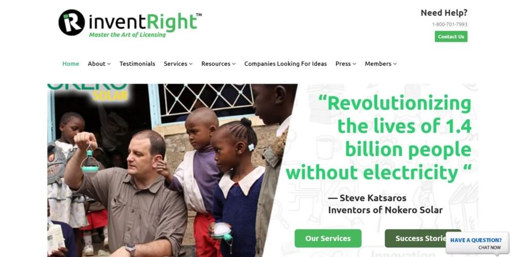 inventRight Inventor Group Bold Patents Entrepreneur and Inventor Resources in San Francisco