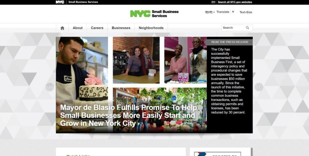 NYC Small Business Center Top 23 Resources for Inventors and Entrepreneurs in New York Bold Patents