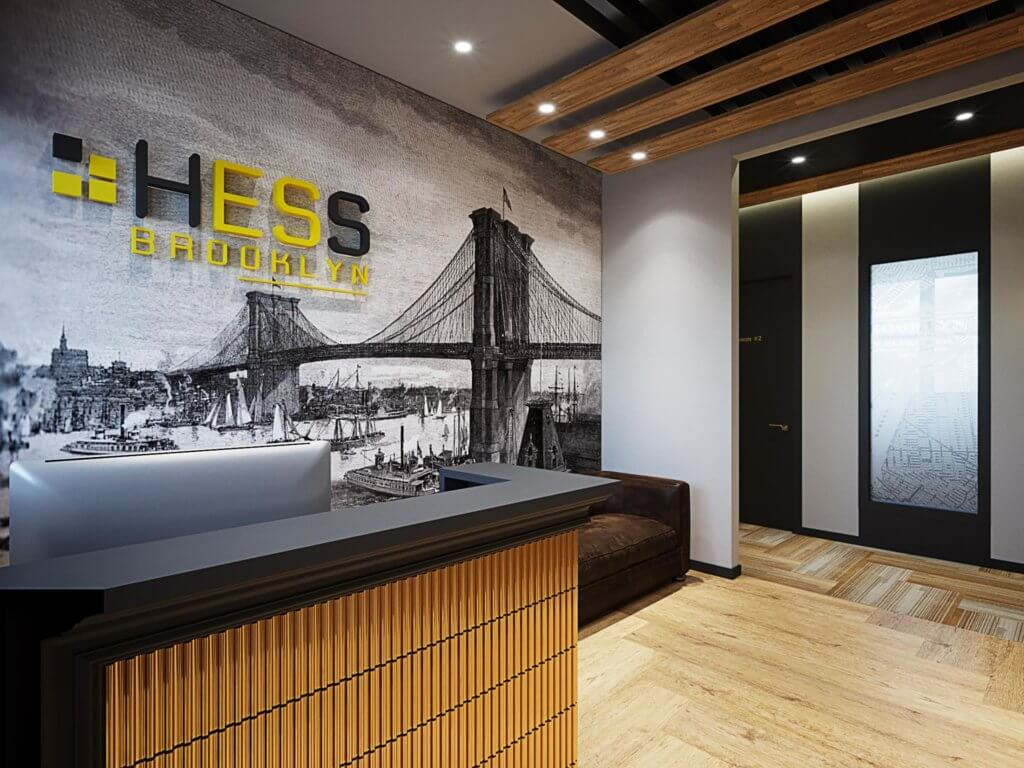 HESS-Brooklyn-Bold-Patents-Booklyn-Coworking-Spaces-Lobby-Area