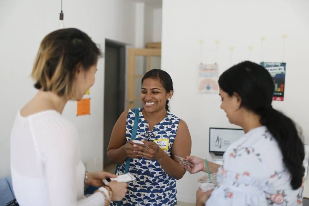 New-Women-Space-Hustle-Fair-From-Bold-Paents-Complete-Coworking-Guide-for-Brooklyn-Spaces-2019