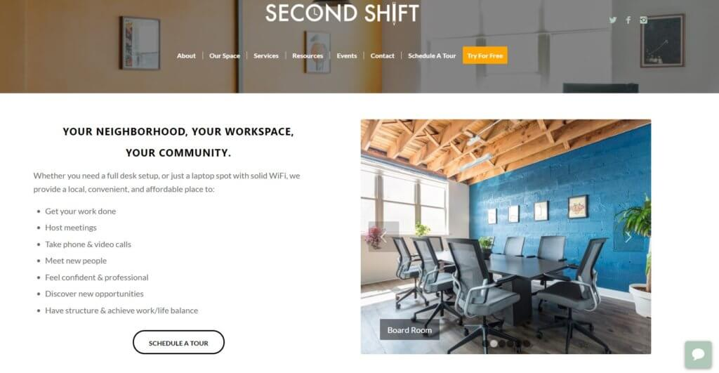 Second-Shift-Bold-Patents-Coworking-Website