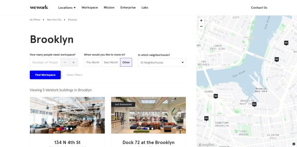 WeWork-Brooklyn-Bold-Patents-Coworking-Space-Website