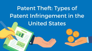 types of patent infringement