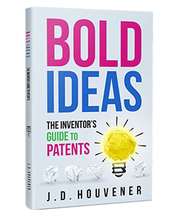 Bold Patents Bold Ideas Book