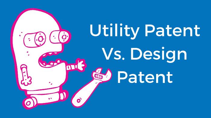 Utility patent vs design patent featured image