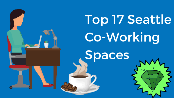 Top 17 Coworking Spaces in Seattle