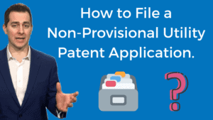 non-provisional-utility application