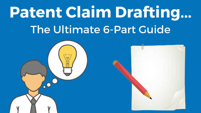patent claim drafting 6-step guide