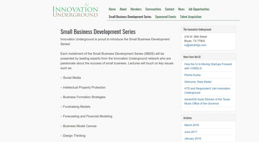 Innovation-Underground-Incubator-Top-23-Essential-Inventor-and-Entrepreneur-Resources-in-Houston-for-Bold-Patents-Small-Business-Development-Series