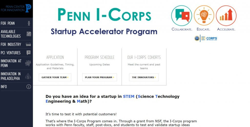 Penn-I-Corps-Startup-Accelerator-Program-Bold-Patents-Top-23-Essential-Inventor-and-Entrepreneurial-Resources-in-Philadelphia-Website