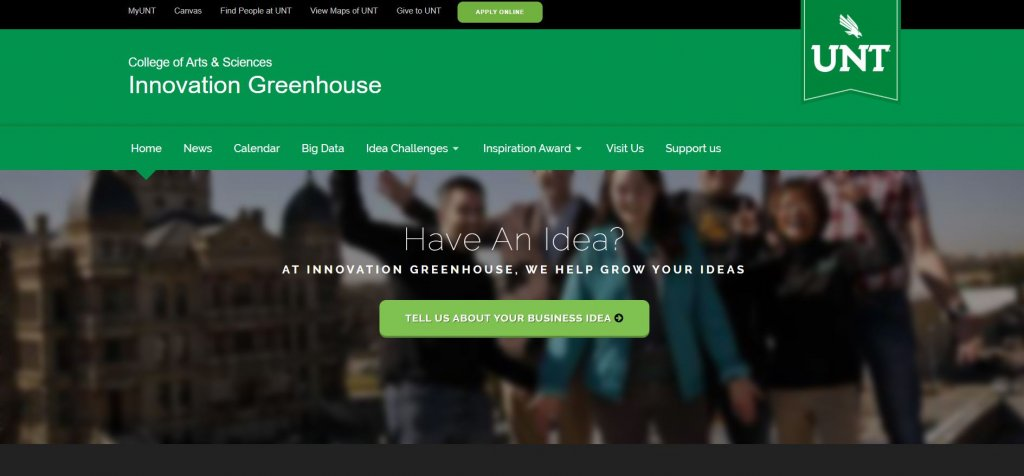 Top-23-Resources-for-Inventors-and-Entrepreneurs-in-Dallas-According-to-Bold-Patents-UNT-Innovation-Greenhouse-Incubator-Website