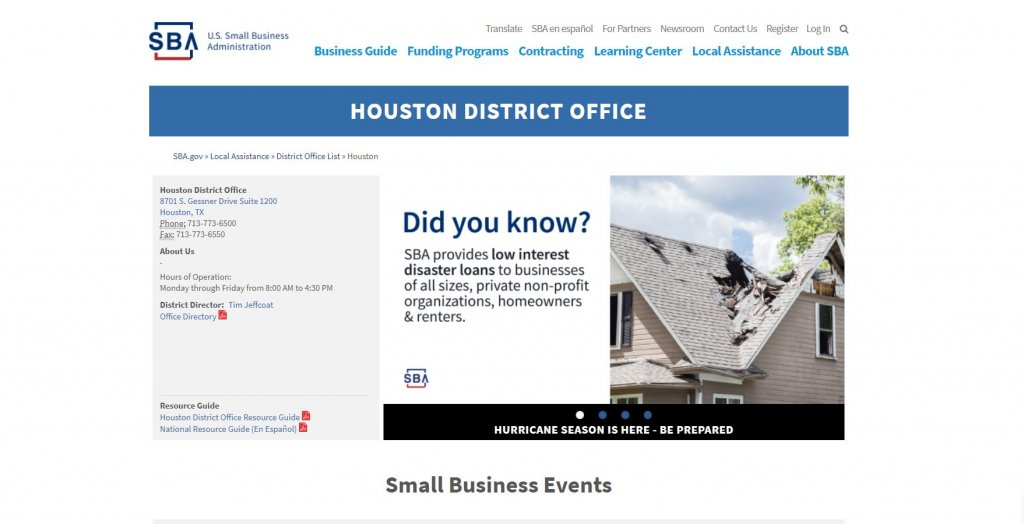 US-Small-Business-Administration-in-Houston-TX-Top-23-Essential-Resources-for-Inventors-and-Entrepreneurs-in-Houston-for-Bold-Patents-Website