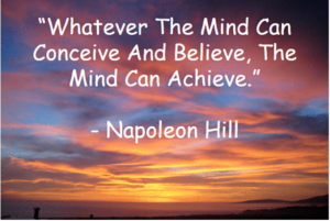 Napoleon Hill quotes are perfect for motivation