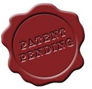 Achieving patent pending status is a huge achievement!