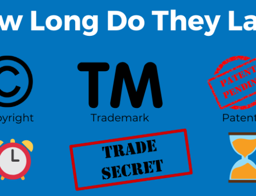 How Long do Patents, Trademarks, Copyrights, and Trade Secrets Last?