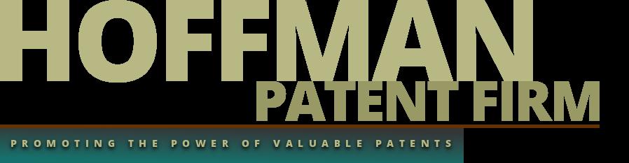 Hoffman is a patent broker firm