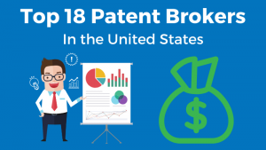 Top 18 Patent Brokers in the United States