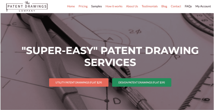 The Patent Drawings Company