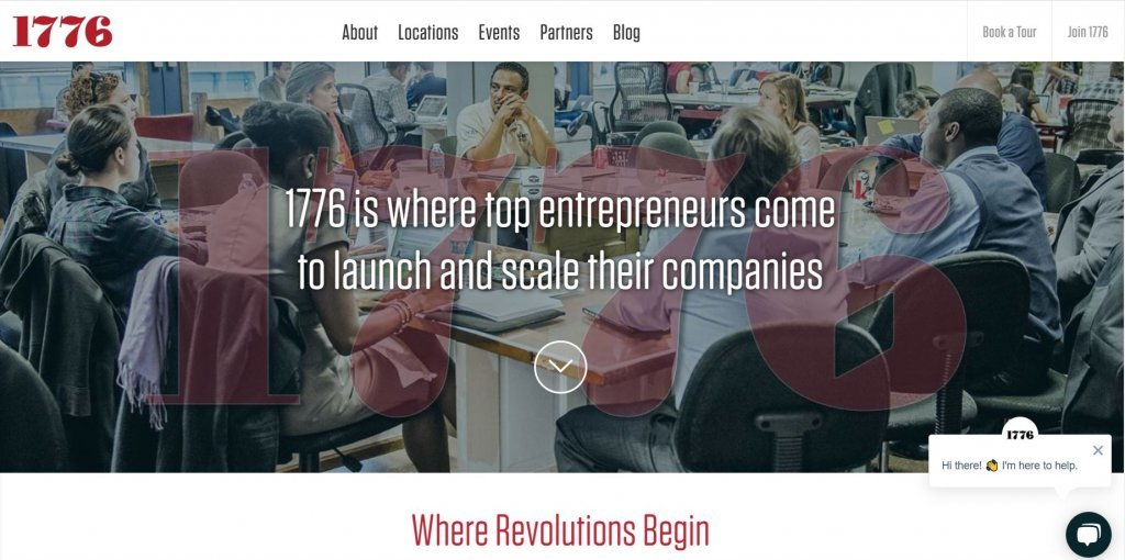 Top 23 Resources for Inventors and Entrepreneurs in Washington DC according to Bold Patents 1776 Incubator website