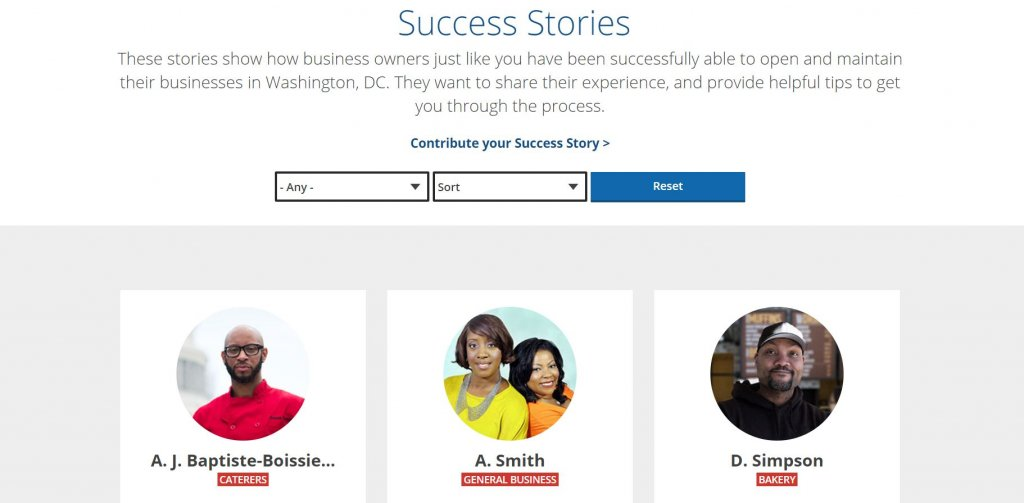 Top 23 Resources for Inventors and Entrepreneurs in Washington DC  according to Bold Patents DC SBDC Success Stories