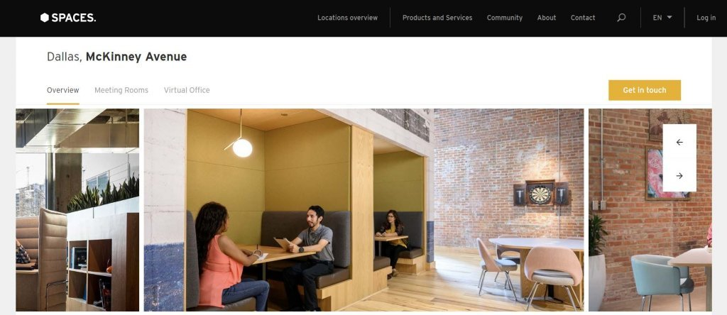 Spaces McKinney Avenue Coworking from Bold Patents Top 17 Coworking Spaces in Dallas website