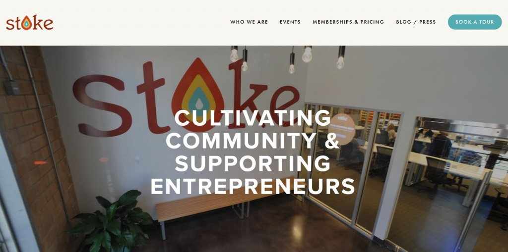 Stoke Denton Coworking from Bold Patents Top 17 Coworking Spaces in Dallas website