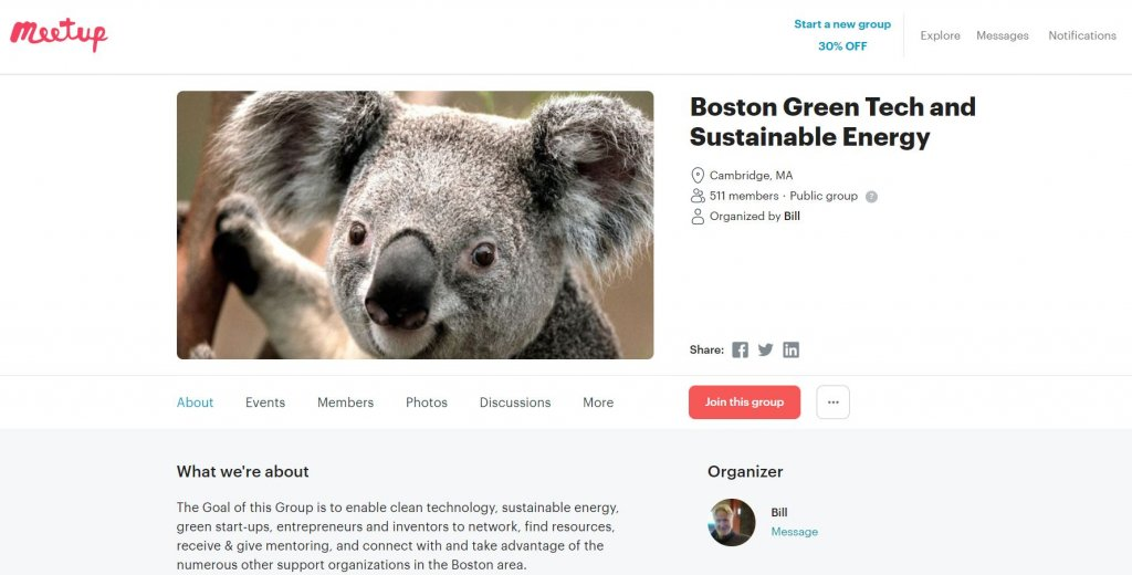 Top 23 Resources for Inventors and Entrepreneurs in Boston Boston Green Tech and Sustainable Energy website found on Bold Patents website
