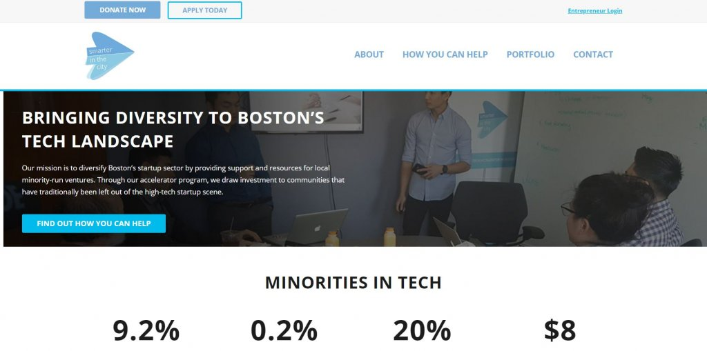 Top 23 Resources for Inventors and Entrepreneurs in Boston Smarter in the City accelerator website found on Bold Patents website
