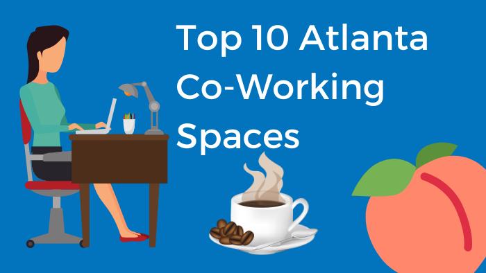 Top 10 Atlanta Co-Working Spaces