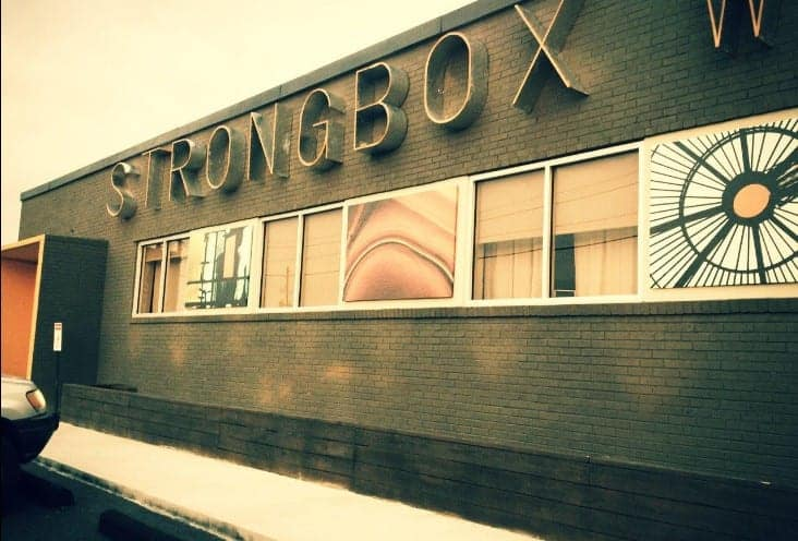 Strongbox West Top 10 Atlanta Co-Working Spaces